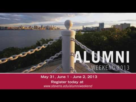Stevens Institute of Technology: Please Join Us for the 2013 Alumni Weekend
