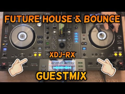 Future House Live Mix | Pioneer XDJ-RX | [GUESTMIX]