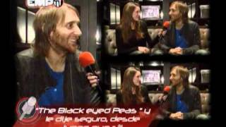 Entrevista David Guetta 2011