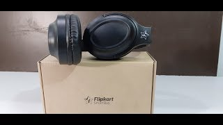 Flipkart SmartBuy 18LY62BK Bluetooth Headset with Mic  detail reviw and sound test