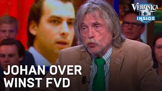 Johan over winst Forum voor Democratie | VERONICA INSIDE