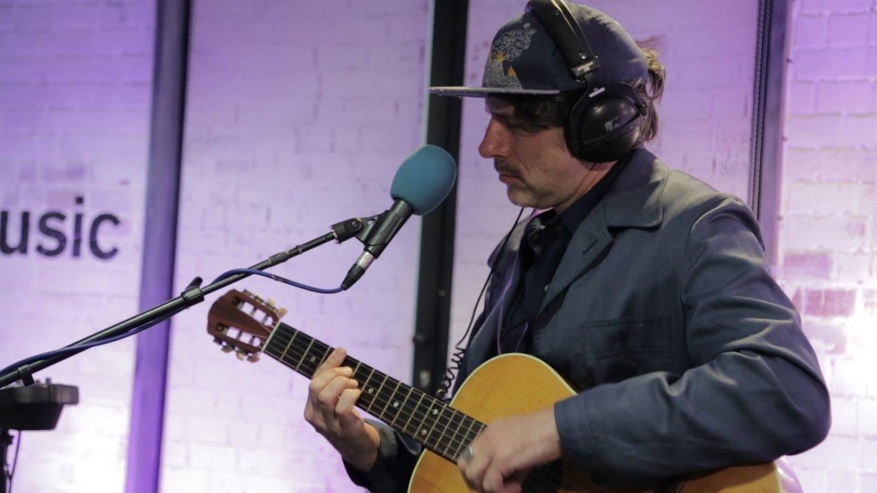 Gruff Rhys (6 Music Live Room)