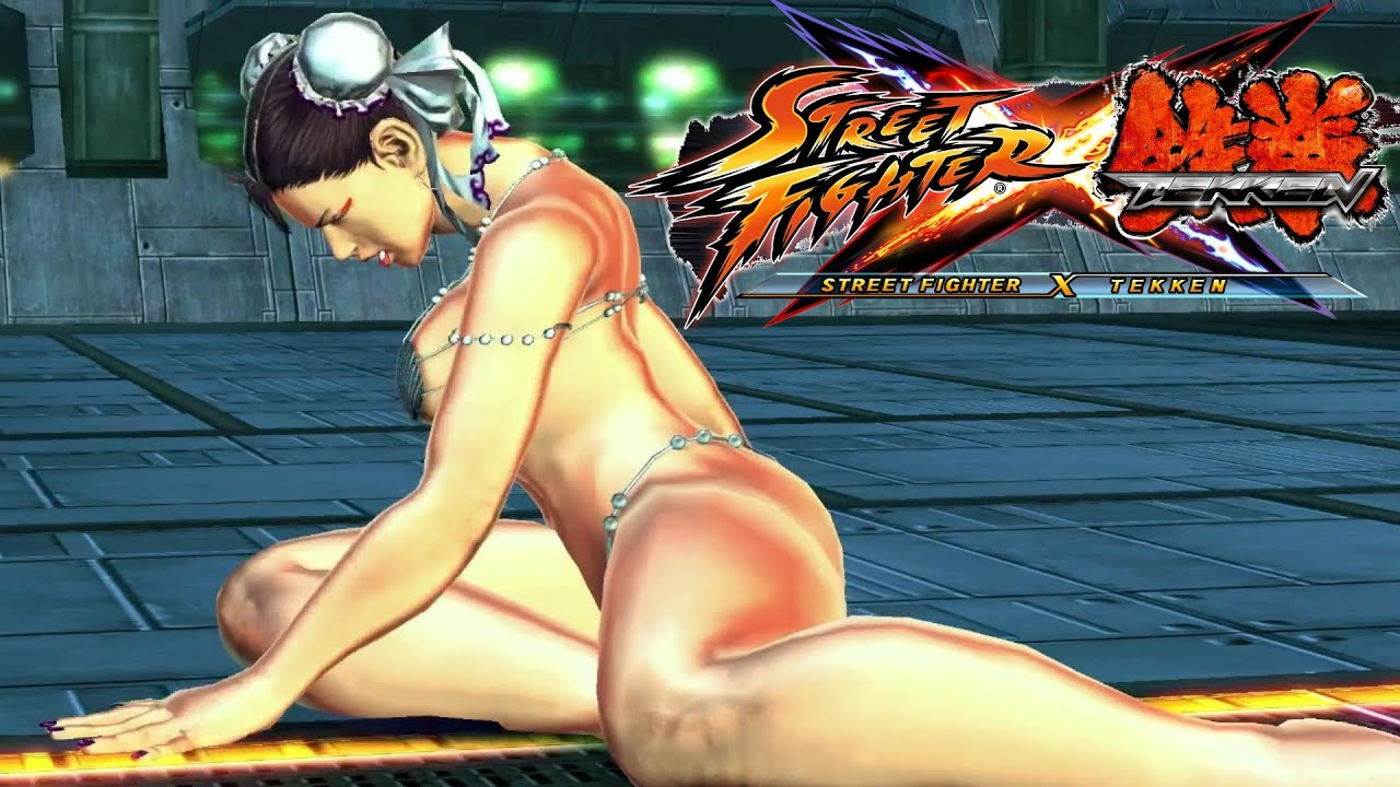 Street fighter x tekken sex hentai photos