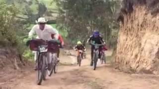 La verdadera fuerza de un campesino colombiano.