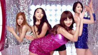 씨스타(SISTAR) -So Cool Music Video