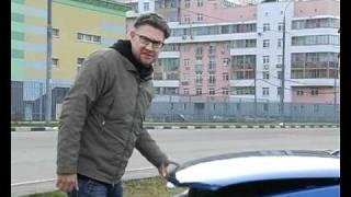 """Сева Кущинский """"Тест-драйв"""" на НТВ. Audi A3"""
