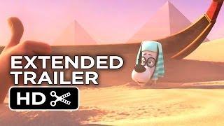 Mr. Peabody & Sherman EXTENDED TRAILER 2 (2014) - Stephen Colbert Movie HD