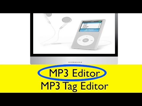 MP3 Editor | MP3 Tags und Titel bearbeiten