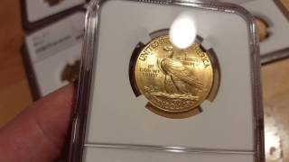 Pre-33 Gold back from NGC (The Good, the Bad, and the Aweful)