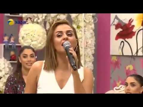 Azeri kizi Gunel, Tunar - Azeri popuri