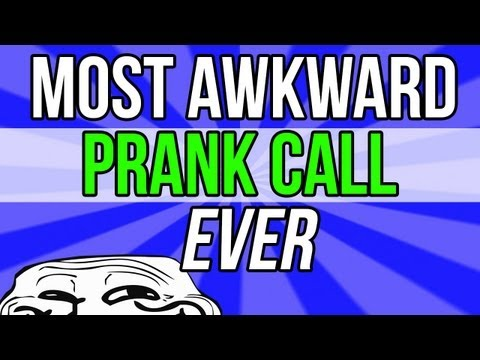 Most Awkward Prank Call Ever (i Like Incest!) video