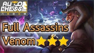 [Auto Chess Mobile Thai] ใช้ Position ให้เป็นประโยชน์ | Assassins