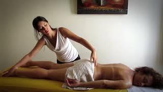 Total Body Relaxing Massage  - ASMR