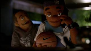 "Nike MVPuppets ""Mrs Lewis"" (in HD)"