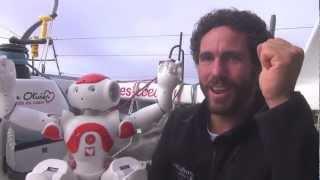 NAO le robot humanoïde clandestin de Tanguy
