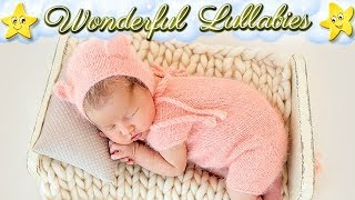 Super Soft Relaxing Baby Lullaby Sleep Music Berceuse ♥ Bedtime Hushaby ♫ Good Night Sweet Dreams