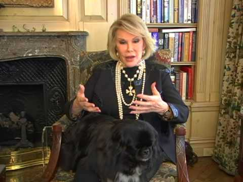 Men are Stupid: Joan Rivers