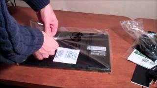 HP Folio 13 Unboxing