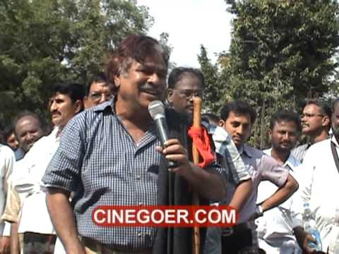 Gaddar Sings For Telangana (Part 1)