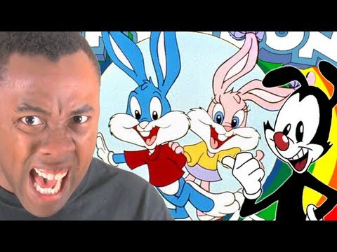 Rants - TINY TOONS! ANIMANIACS! Where My DVDs At??