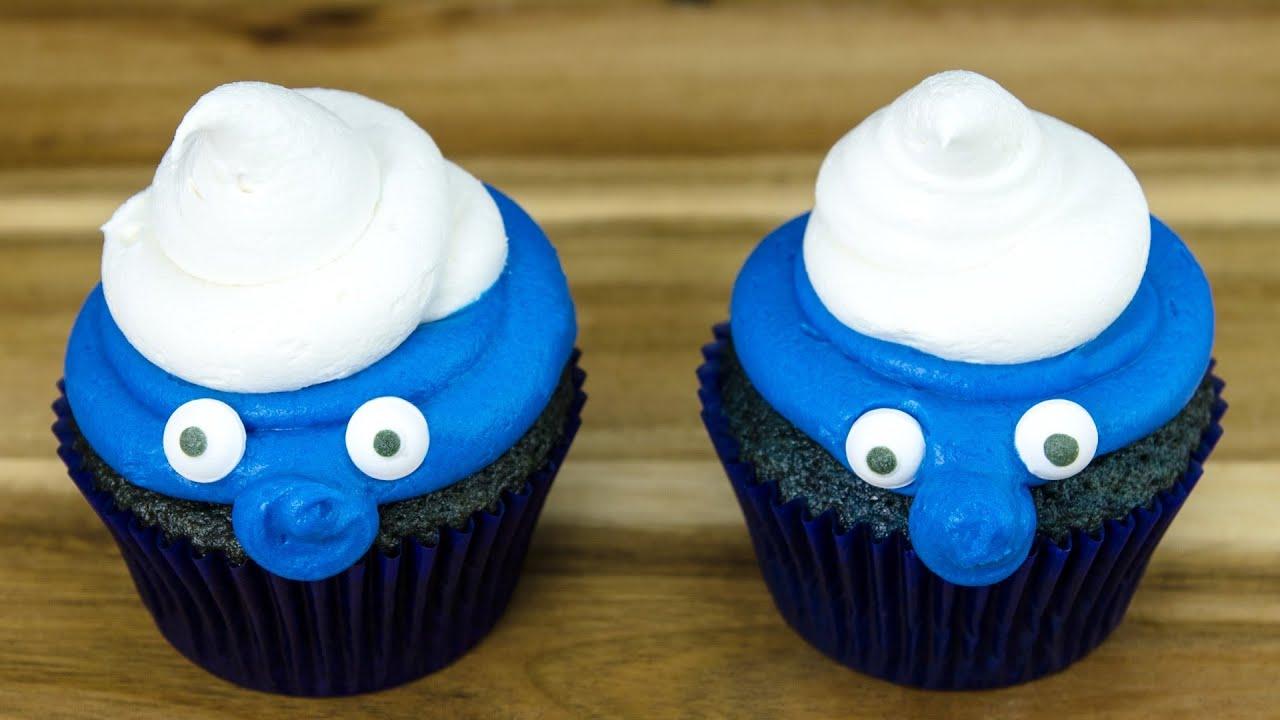 Blue Velvet Cake Icing
