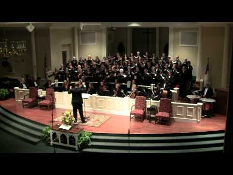 "46. Chorus ""Since by man came death"" - TMC Community Choir: Handel's Messiah"