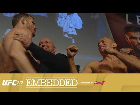 UFC 217 Embedded: Vlog Series - Episode 7