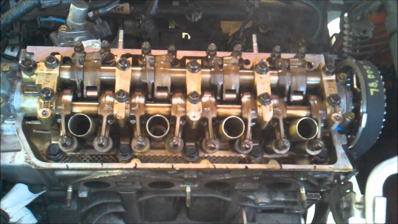 Head Gasket Repair Head Gasket Repair Honda Accord 1996