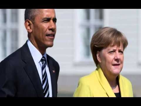 Obama-Merkel Push TTIP, as Support for Transatlantic Union Tanks