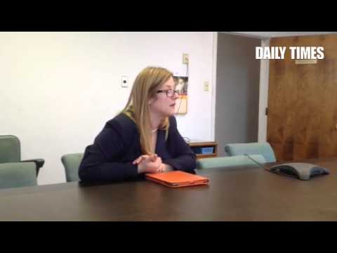 Video: Leanne Krueger-Braneky discusses her candidacy with the Daily Times editorial board.