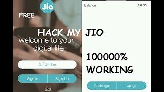 Hack MY JIO app update