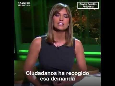 Sandra Sabatés de El Intermedio y la Maternidad subrogada en España. 💜👭👏 thumbnail