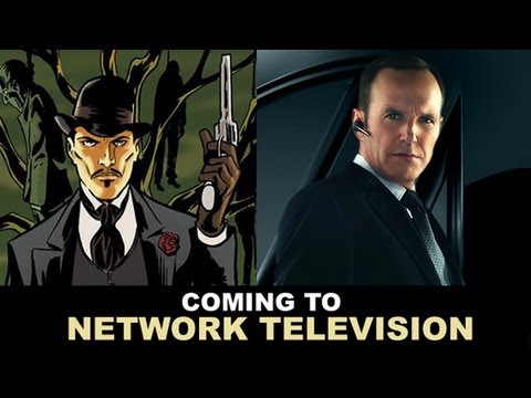 The Sixth Gun to NBC, SHIELD to ABC!  Pilots arrive on Network Television, Shows to follow in 2013?