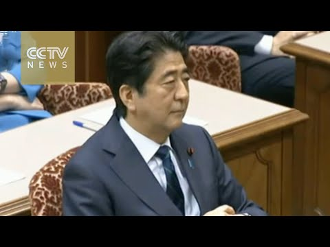 Shinzo Abe faces strong opposition from lawmakers