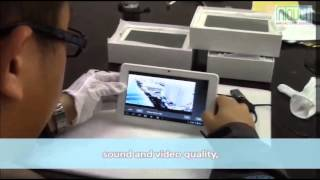 Tablet PC Quality Control Inspection