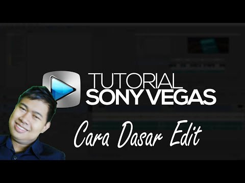 Tutorial How to Edit, cut, Speed up, slow down the video in Sony Vegas Pro 11