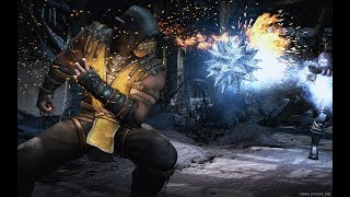 Mortal Kombat XL  live stream (Relax's time)