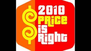 The Price Is Right Theme as of 2007(no backround audience)