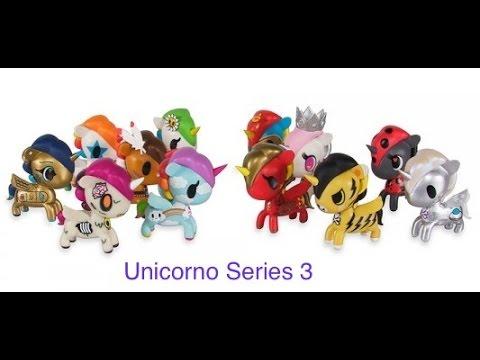 Unicorno Mini Series Unicorno Blind Box Mini Series