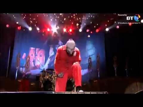 Slipknot - Psychosocial Live  Sonisphere Uk Knebworth 2011 (hd) video