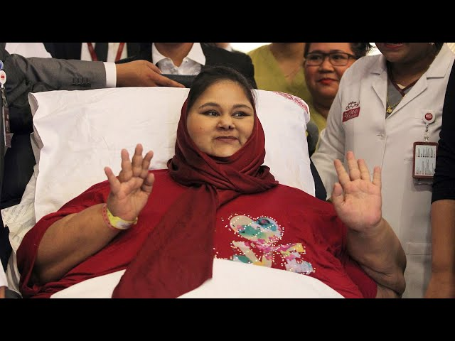 Former 'Heaviest Woman in the World' Dies at 37