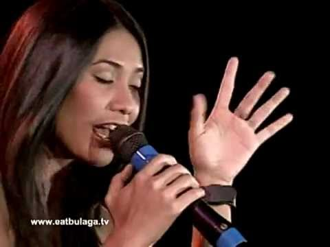 Anggun - A Rose In The Wind Live At Eat Bulaga Philippines 1998
