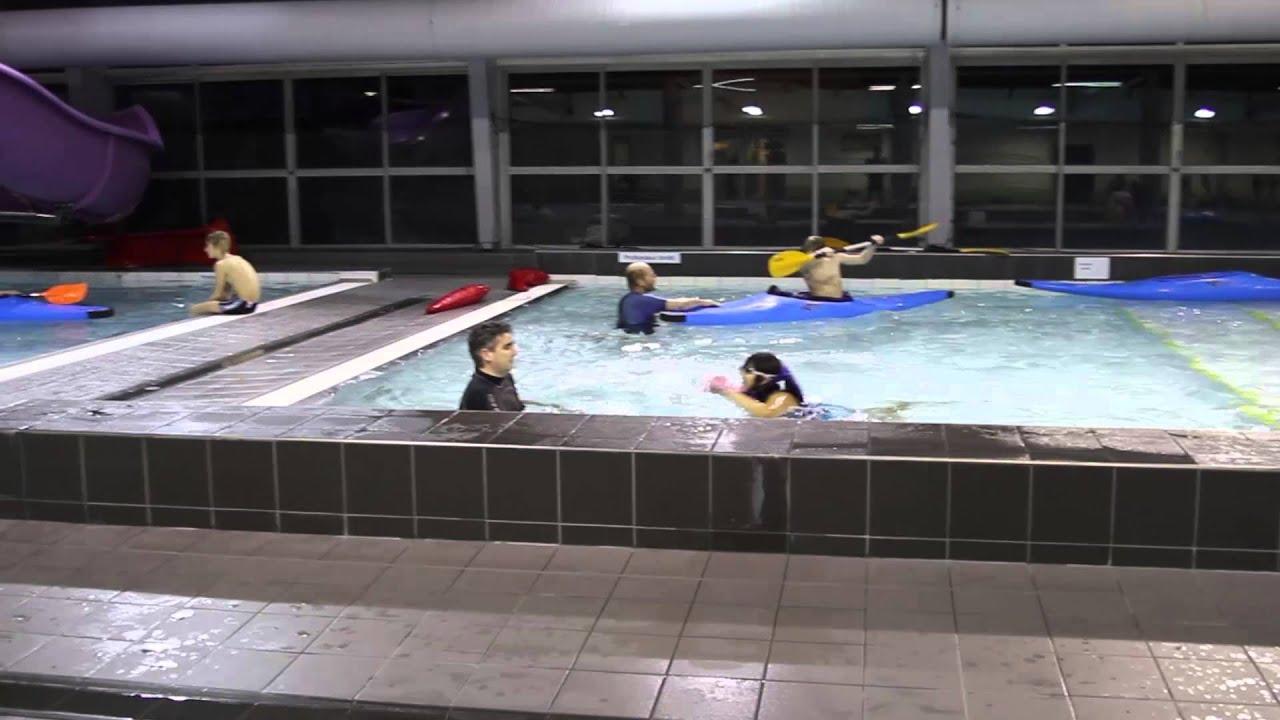 activit piscine du club de cano kayak de la fert sous