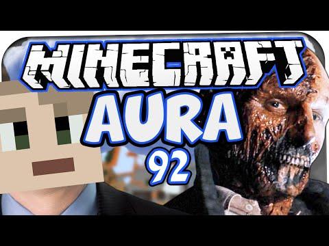 MINECRAFT: AURA ☆ #92 - SKURRILE EREIGNISSE! ☆ Let's Play Minecraft: Aura