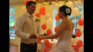 Wakeling Wedding Ceremony