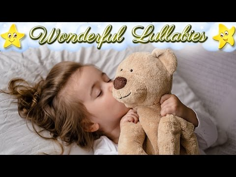 2 Hours Sweet Relaxing Baby Sleep Music ♥ Soft Bedtime Lullaby For Toddlers ♫ Super Soothing Hushaby