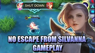 YOU CAN'T ESCAPE FROM SILVANNA - NEW HERO SILVANNA GAMEPLAY