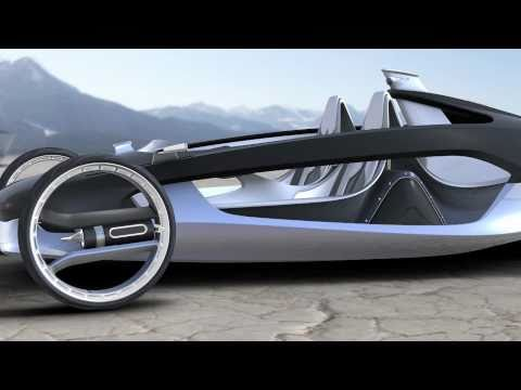 LA Auto Show 2010 Design Challenge - Volvo Air Motion