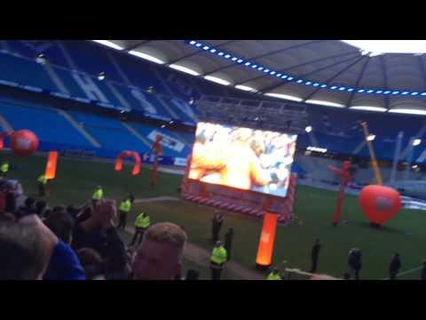 KSC 1:2 HSV Relegation Public Viewing // 1.Juni.2015