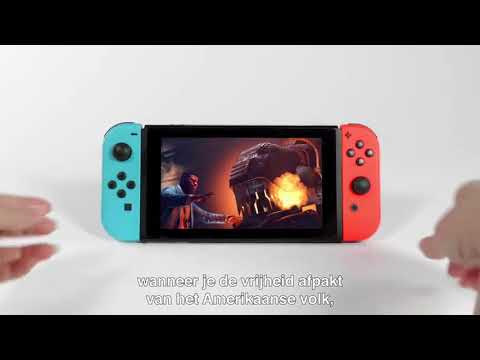 Wolfenstein II The New Colossus(Switch)(N) Gameplay (Take 1)(052718)